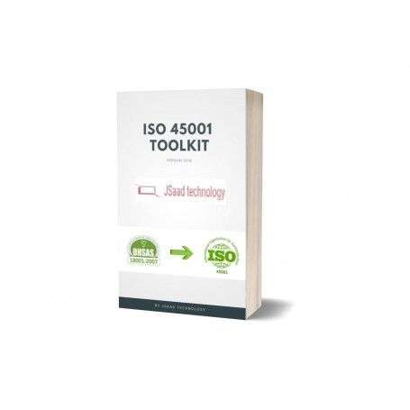 ISO 45001 Health & Safety Management documentation toolkit - 1