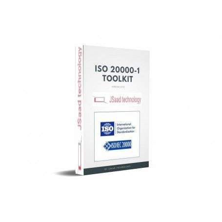 ISO/IEC 20000 Documentation Toolkit - 1