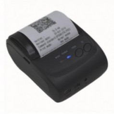 Portable Mini 58mm Bluetooth Wireless Thermal Receipt Ticket Printer For Mobile Phone Bill Machine Shop Printer For Store - 1