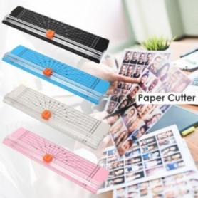 A4 Precision Paper Photo Trimmers Cutter Office Card Scrapbook Trimmer Lightweight Die Cutting Mat Machine - 10