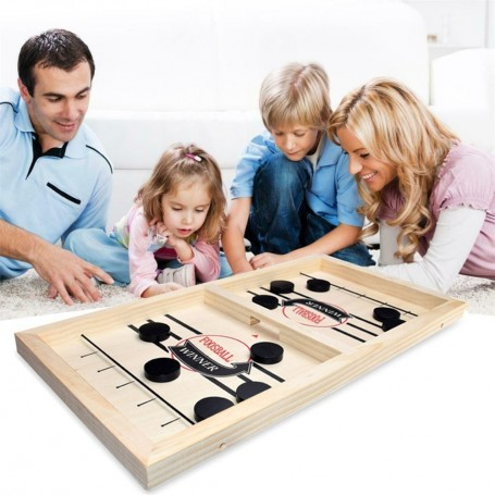 Table Desktop Battle 2 In 1 Ice Hockey Game SLINGPUCK MONTESSORI TOYS BOARD 2020 Learning Toys for Children 8 Years Game Toys -