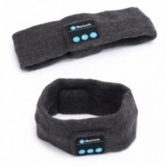 Wireless Bluetooth Music Phone Yoga Running Elastic Sport Sweatband Headband It support music, phone function and power display