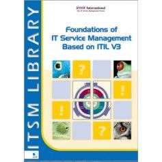 Foundations of IT Service Management Based on ITIL, Volume 3 - 1